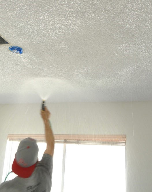 Tienda online telas papel quitar gotele de la pared en - Como quitar el gotele de una pared ...