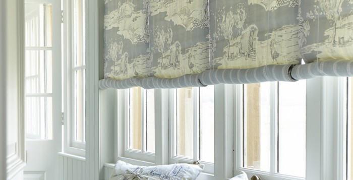 Tienda online telas papel cortinas enrollables en valencia for Ganchos para cortinas de tela
