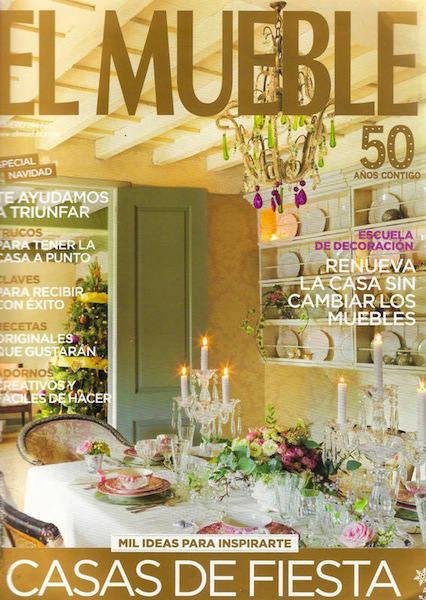 Tienda online telas papel revistas de decoracion una for Revista de decoracion el mueble
