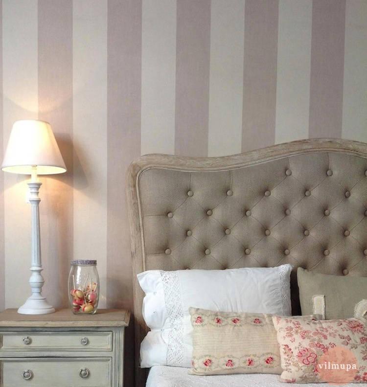 Dormitorios con estilo romantico good de estilo romntico - Rapimueble cabeceros ...