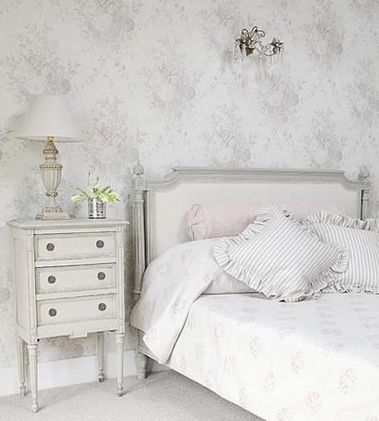Tienda online telas papel papel pintado con flores - Papeles pintados para muebles ...