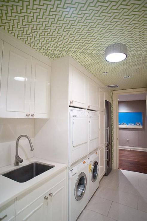 Tienda online telas papel decorar el techo con papel - Papel para techos ...