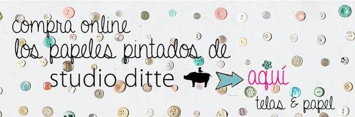 Tienda online telas papel papeles pintados de studio ditte - Papeles pintados on line ...