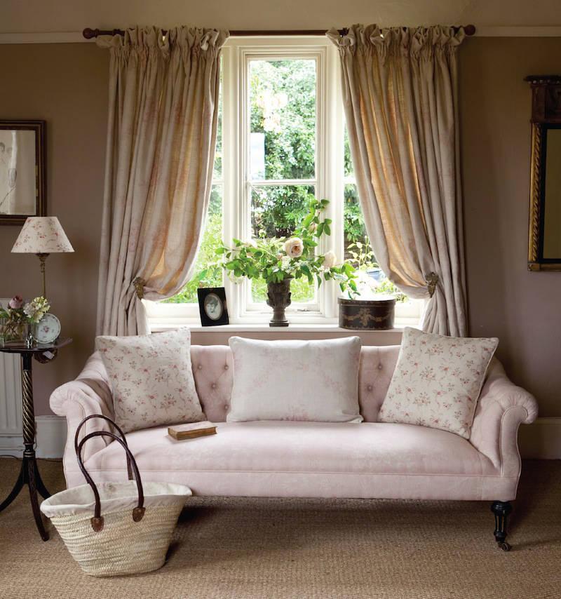 Tienda online telas papel telas para cortinas shabby chic for Confeccion cortinas