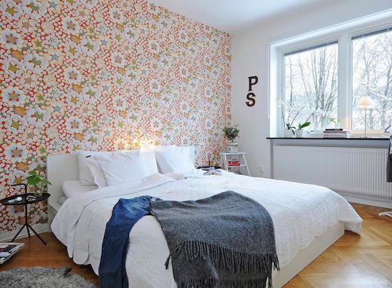 Tienda online telas papel decorar con papel pintado el for Papeles para empapelar dormitorios