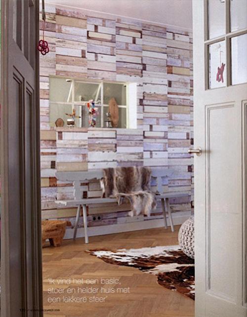 Tienda online telas papel papel pintado madera decapada for Papel pintado para forrar muebles