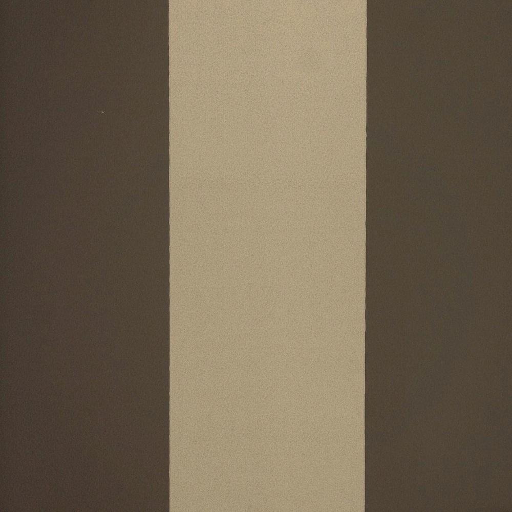 Tienda online telas papel papel pintado rayas cafe bravo for Papel pintado rayas negras y blancas