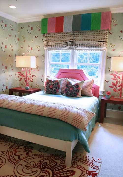 Tienda online telas papel papel pintado de mariposas - Papel para dormitorio ...