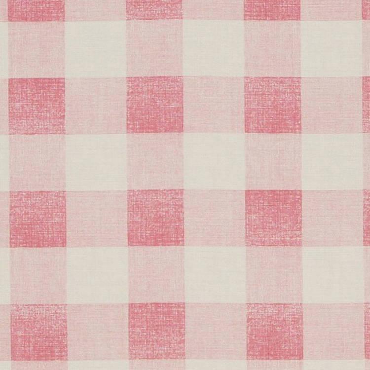 tela de cuadros rosas