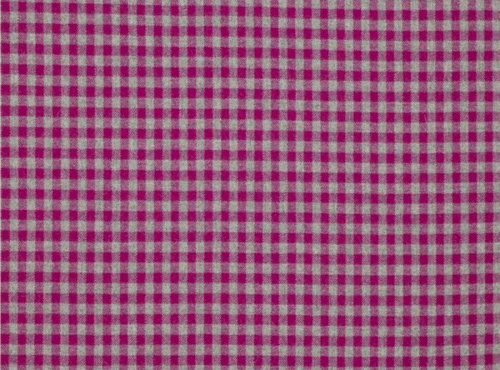tela de lana pin en fucsia