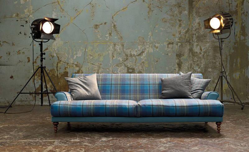 Tienda online telas papel tela de lana con cuadros - Telas de tapizado ...