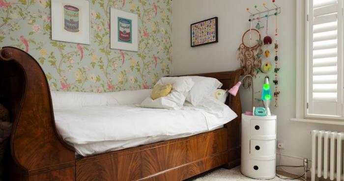 Tienda online telas papel decorar con papel pintado for Papel para habitacion