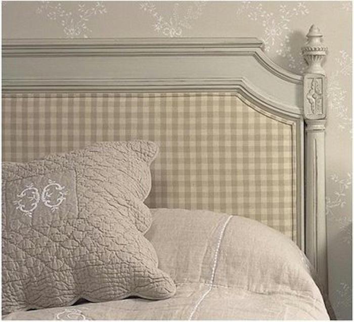 Tienda online telas papel tela vichy para tapizar - Tapizar un cabecero ...