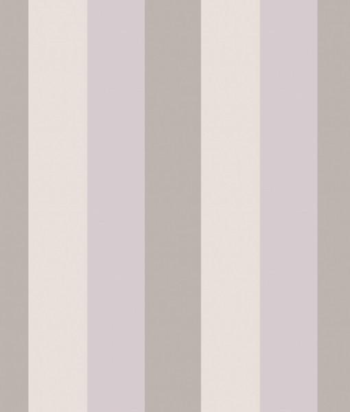Papel pintado rayas carnaby lila telas papel - Papeles pintados a rayas ...