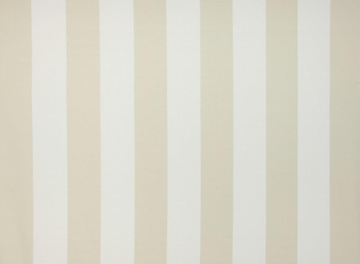 Tienda online telas papel tela mezcla algod n rayas for Papel pintado beige y blanco