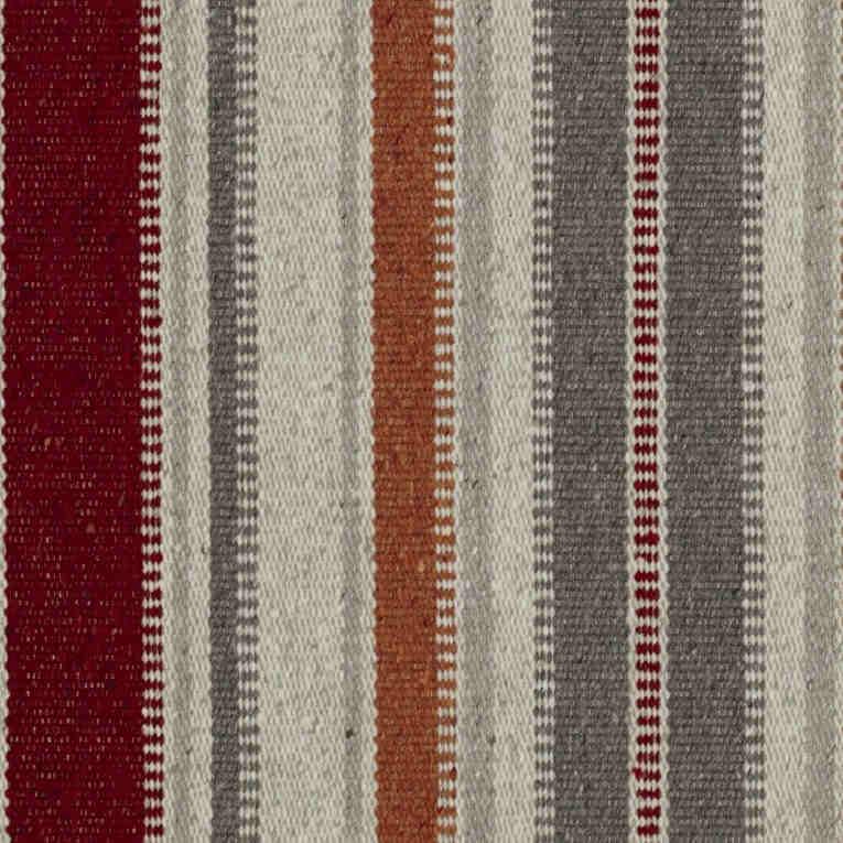 Tienda online telas papel tela para tapizar rayas amitola color rojo - Telas para tapizar sillones orejeros ...