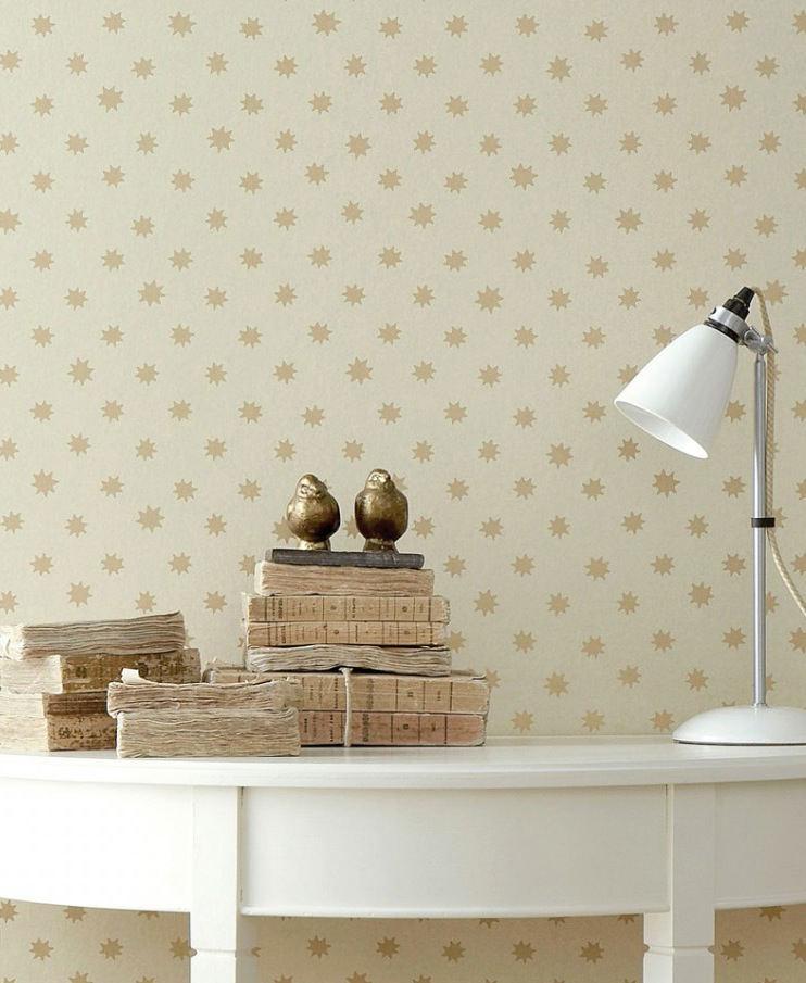 Tienda online telas papel papel pintado estrellas quarz for Papel pintado estrellas