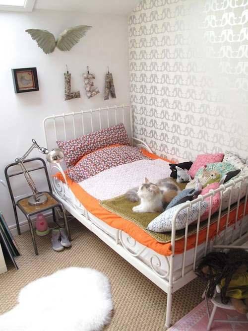 Tienda online telas papel papel pintado ping inos plateado for Papel pintado dormitorio estilo nordico