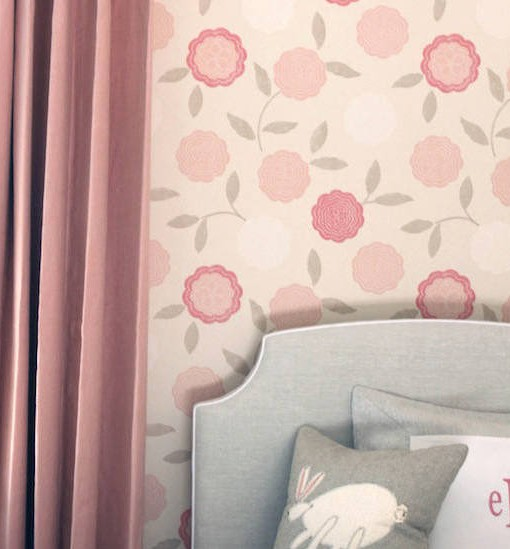 papel pintado habitacion juvenil