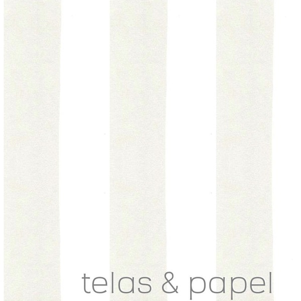 Tienda online telas papel papel pintado rayas william for Papel pintado rayas grises