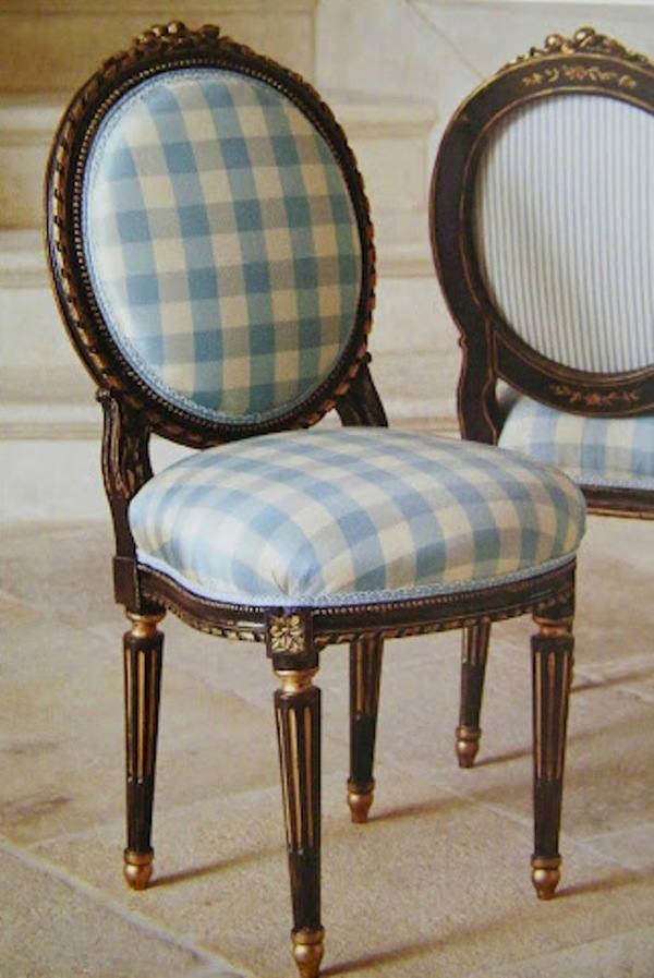 Telas para tapizar sillas como elegir el estampado for Como tapizar una silla