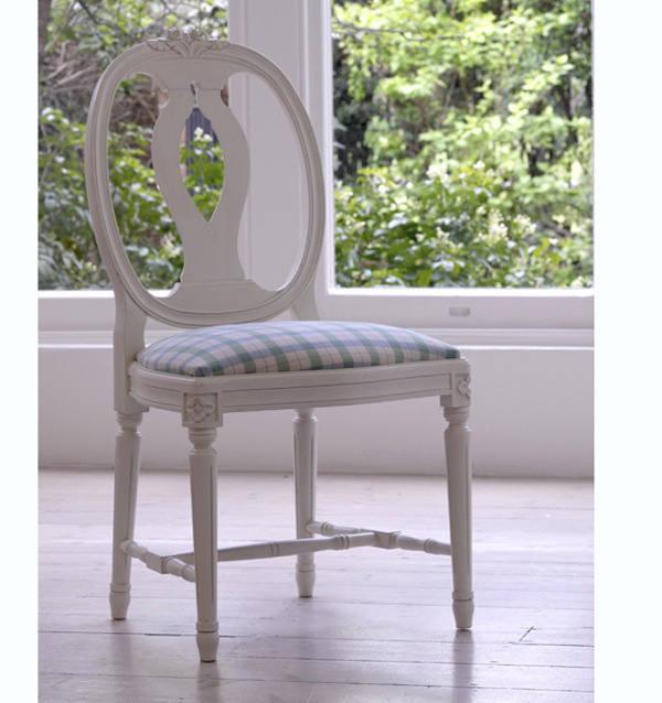 Telas para tapizar sillas como elegir el estampado for Telas tapizar sillas comedor