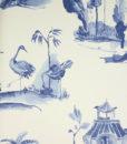 dormitorio con papel chinois-4