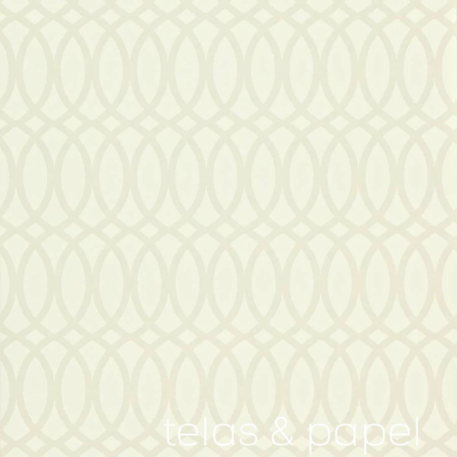 Tienda online telas papel papel pintado erin gris - Papel pintado gris ...