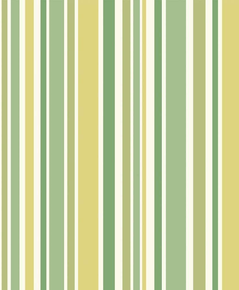 Tienda online telas papel papel pintado rayas jubilee for Papel pintado verde