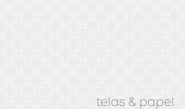 Tienda online telas papel papel pintado trellis en for Pintura blanco roto gris