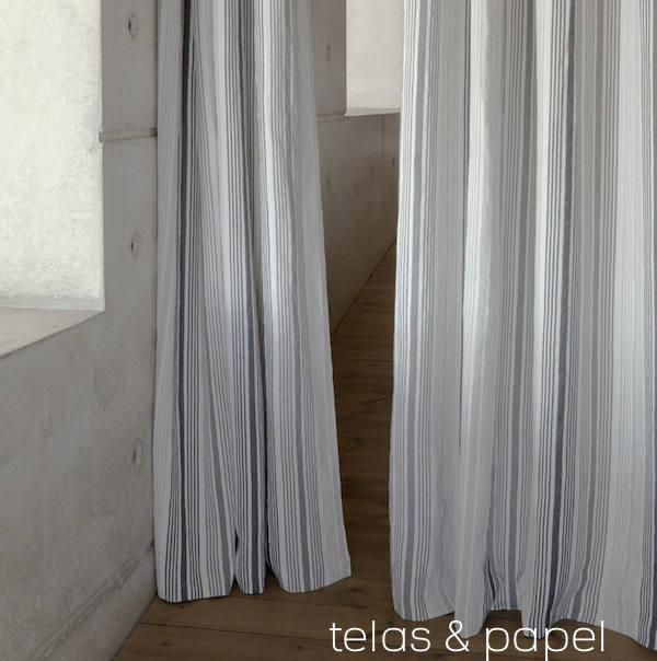 Tienda online telas papel tela para cortinas guell la madrid - Telas opacas para cortinas ...