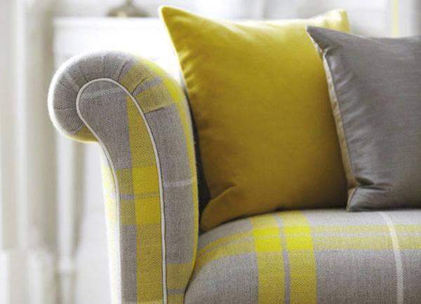 Tienda online telas papel telas online a cuadros y rayas - Telas de tapizar sofas ...