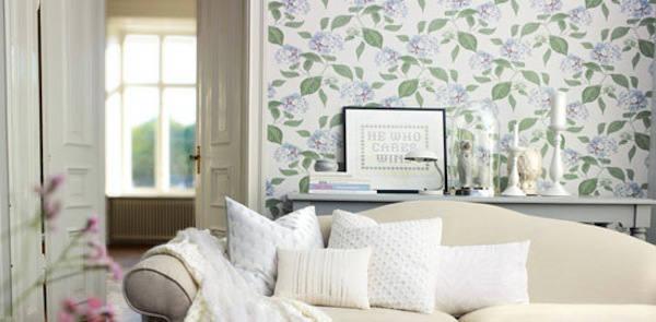 Tienda online telas papel papel pintado borastapeter for Papel pared comedor