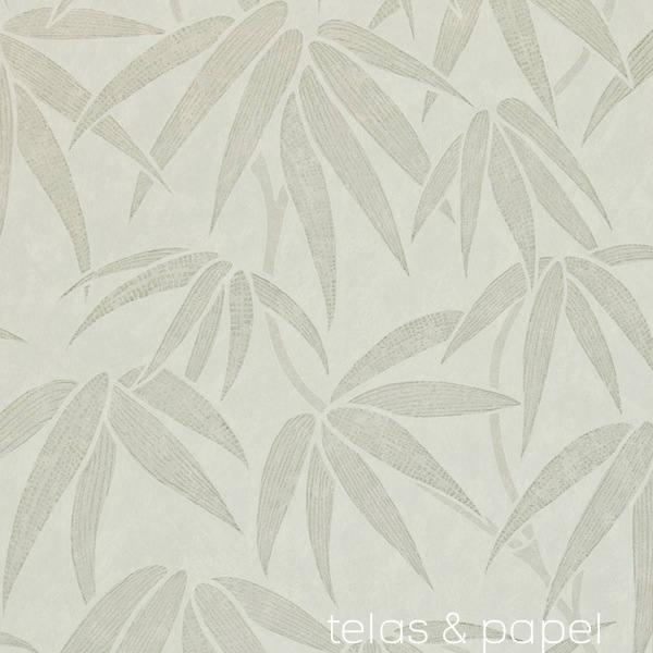 Tienda online telas papel papel pintado japon en las for Papel pintado color plata