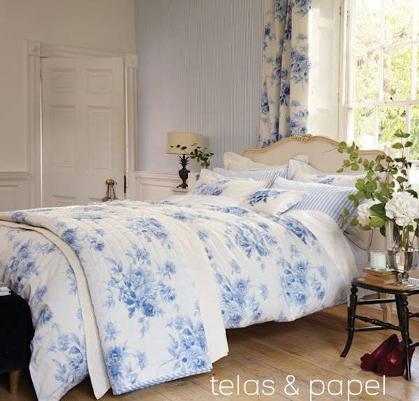 Tienda online telas papel papel pintado de rayas online - Dormitorios pintados a rayas ...