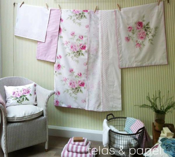 Tienda online telas papel papel pintado de rayas online for Papel pintado rayas verdes