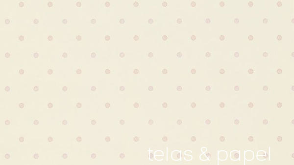 Tienda online telas papel papel pintado de lunares for Papel pintado de lunares