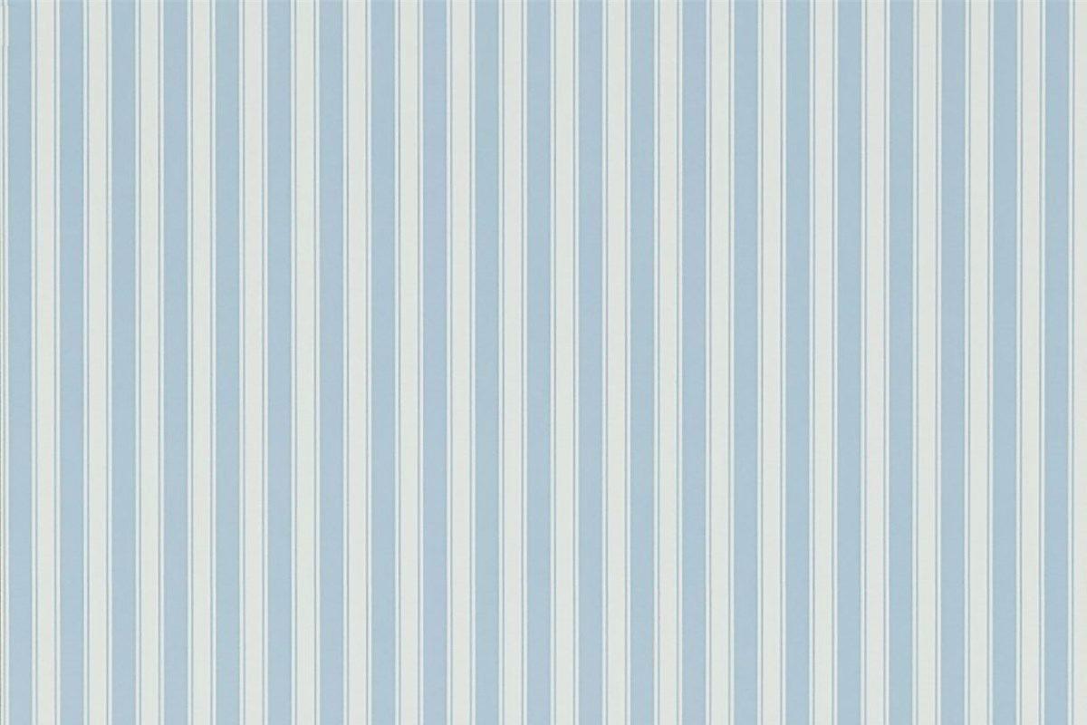 Tienda online telas papel papel pintado rayas finas for Papel pintado azul