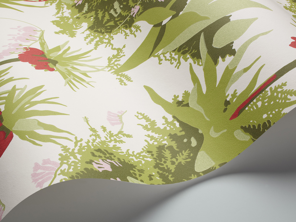 Tienda online telas papel papel pintado paisaje for Papeles pintados paisajes