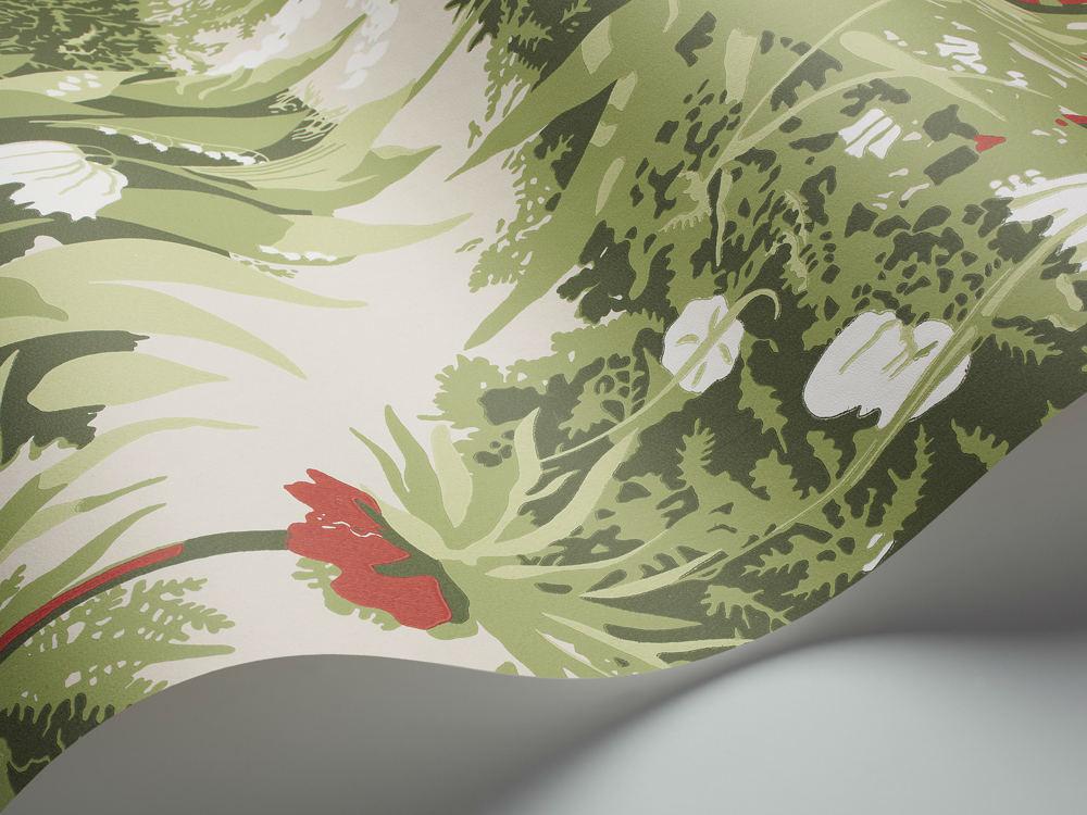Tienda online telas papel papel pintado paisaje for Papel pintado paisajes