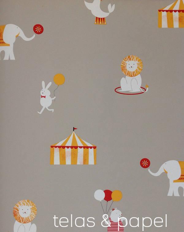 Tienda online telas papel papel pintado infantil - Telas infantiles online ...