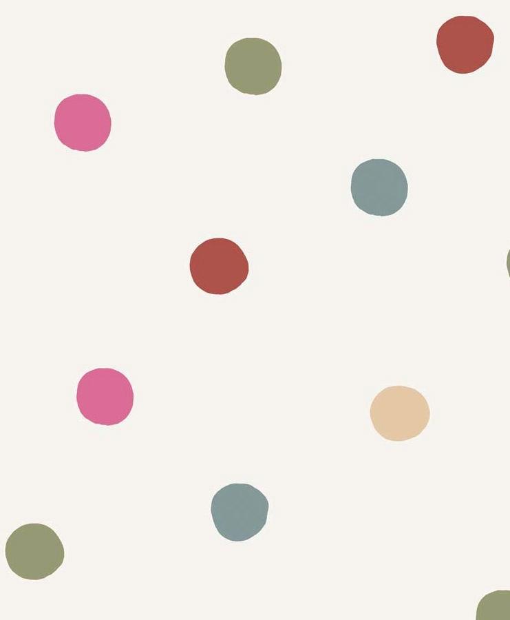 Tienda online telas papel papel pintado infantil ole - Papel pintado colores ...