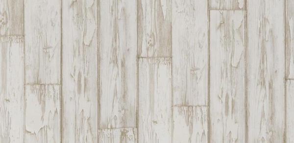 Tienda online telas papel papel pintado con tablones - Pintura blanca para madera ...