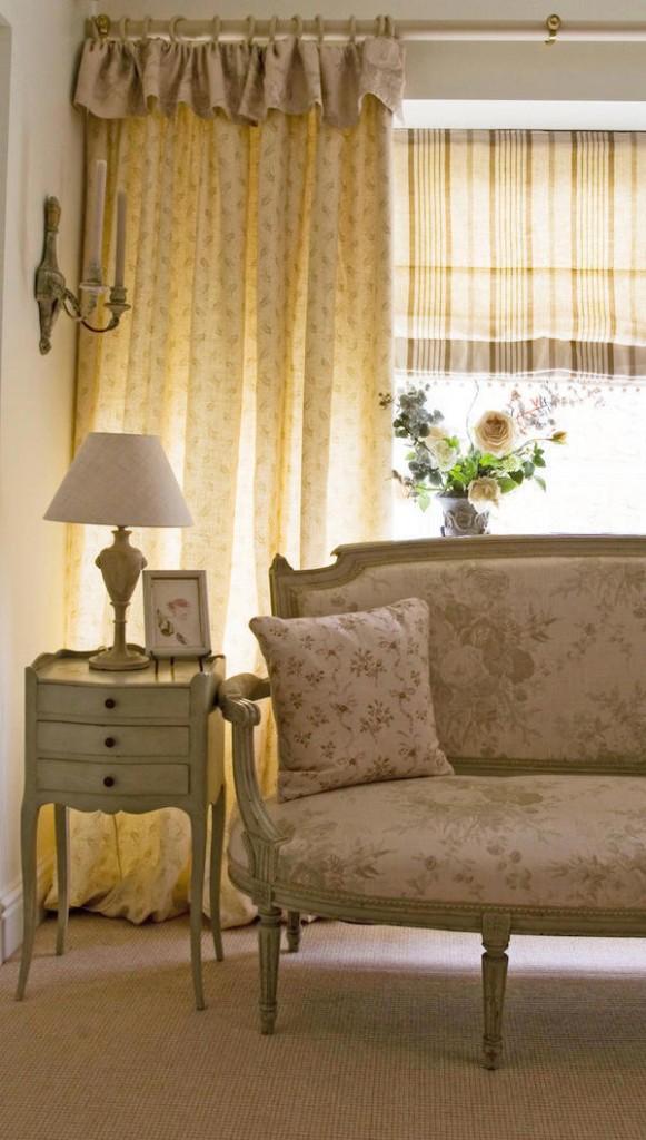 Telas para tapizar sillas de salon dise o belle maison - Telas para tapizar cabeceros ...