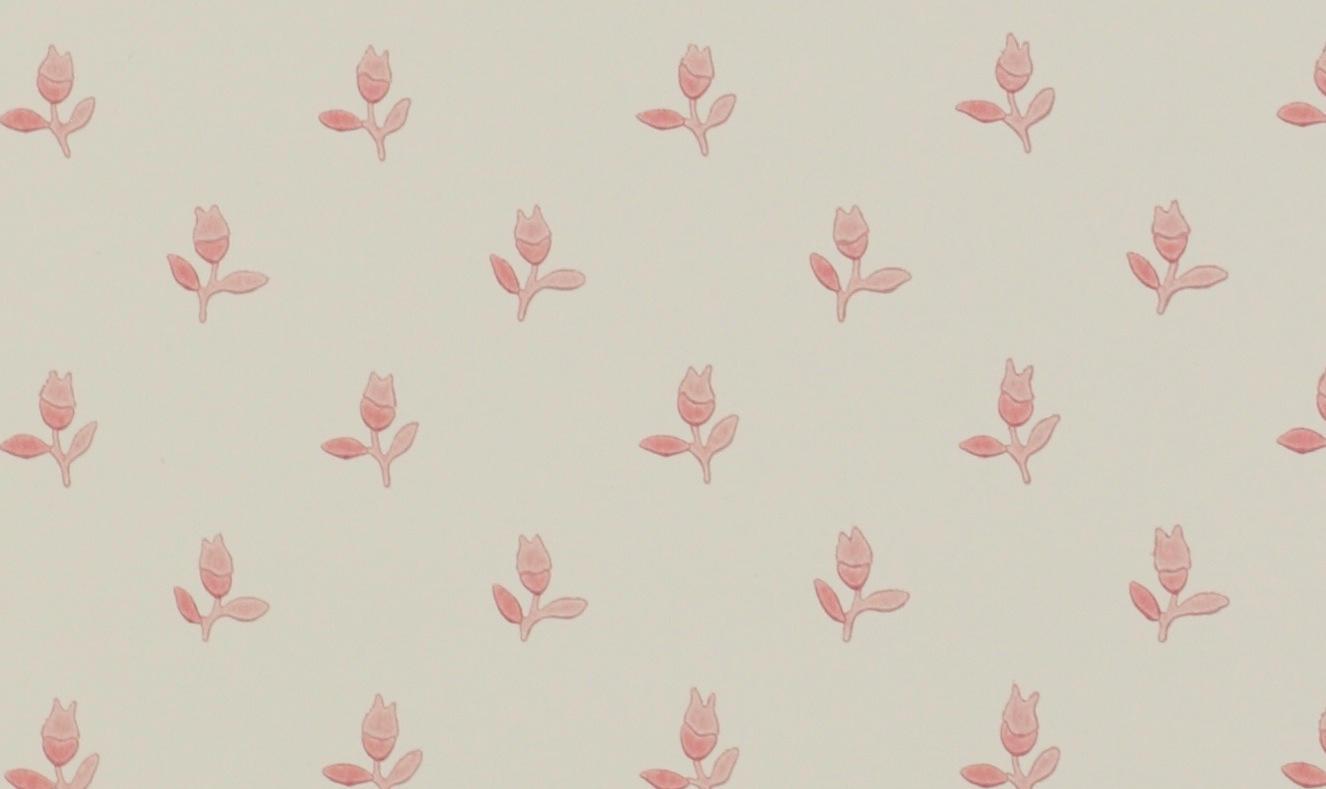 Tienda online telas papel papel pintado tulipanes - Papel pintado online ...