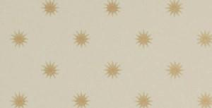 papel con estrellas doradas