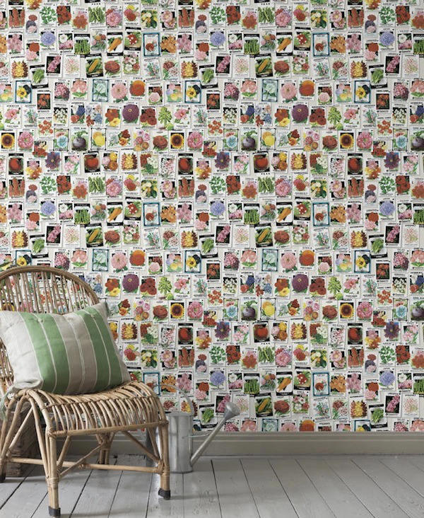 Tienda online telas papel decora las paredes con - Papel empapelar paredes ...