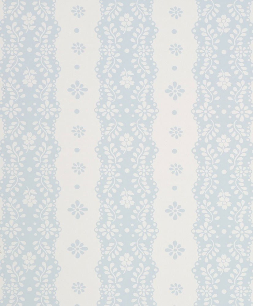 Tienda online telas papel papel pintado rayas dentelle - Papel pintado a rayas ...