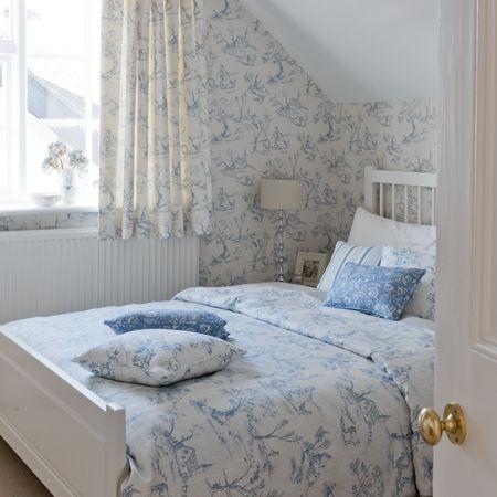 Tienda online telas papel los papeles son para el verano for Papel pared dormitorio