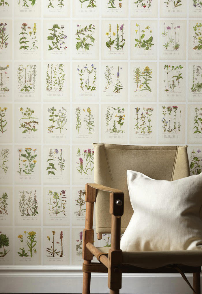 Tienda online telas papel nos encantan los papeles - Papeles pintados de pared ...